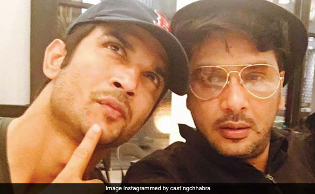 Sushant Singh Rajput Made A Promise To Dil Bechara Director Mukesh Chhabra And He Kept It