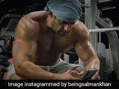 सलमान खान ने वर्कआउट के बाद पोस्ट की शर्टलेस फोटो, तो यूजर्स ने दिए ऐसे रिएक्शन...