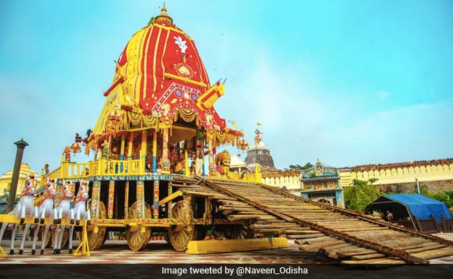Covid Negative Report Not Mandatory For Entering Jagannath Temple From Today