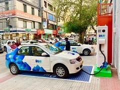 EV Ride-Sharing Platform, BluSmart, Expands Its Services In Delhi