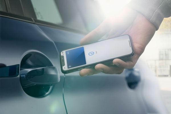 Now You Can Unlock Your Car And Start It Too Using An iPhone