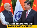 Video: India, China Top Military-Level Talks On Saturday Amid Border Tension