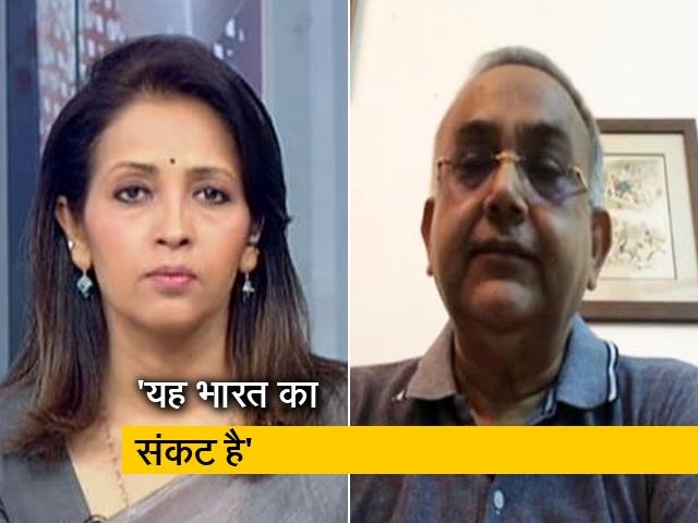 Video : विनोद अग्निहोत्री ने कहा - विपक्ष और सरकार दोनों को जिम्मेदारी समझनी होगी