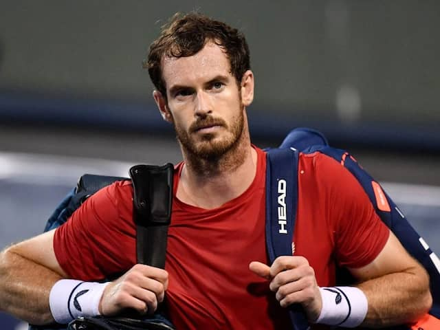 Andy Murray Pulls Out Of Battle Of Brits Third Place Match