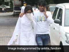 सुशांत सिंह राजपूत के घर पहुंचीं अंकिता लोखंडे, एक्ट्रेस का रो-रोकर हुआ बुरा हाल- देखें Photo और Video