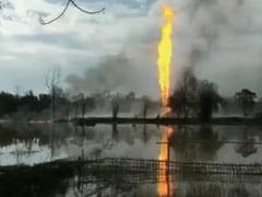 असम: तेल कुएं से गैस लीक होने के बाद लगी थी आग, अब दो फायरफाइटर मिले मृत