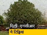 Video : दिल्ली-गुरुग्राम में टिड्डियों का हमला