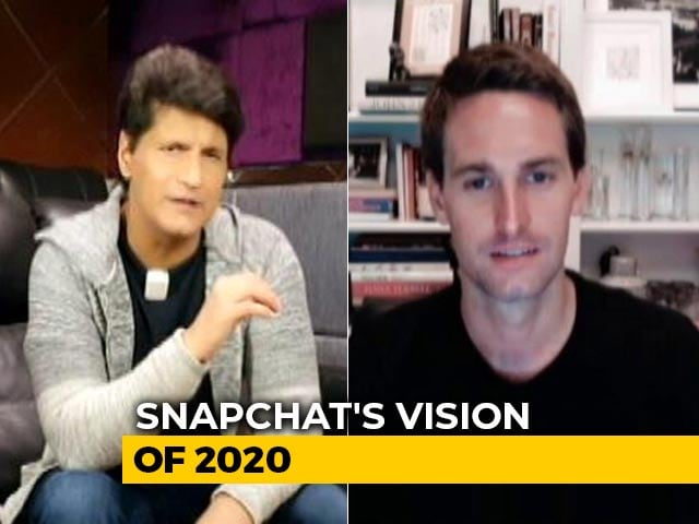 Video : Exclusive: A Snapshot of the Future of Snapchat