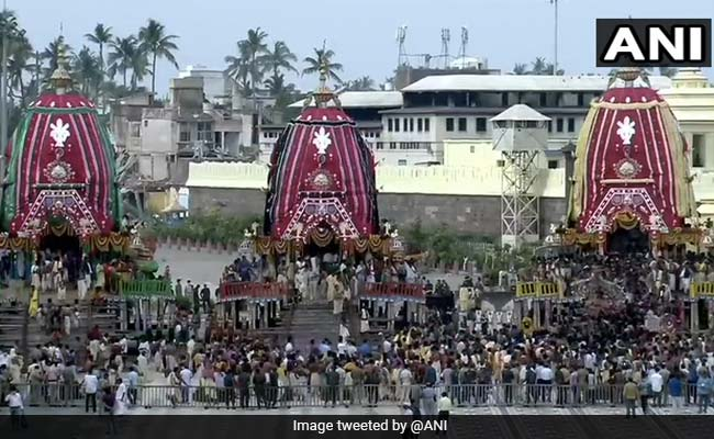 Lord Jagannath's Rath Yatra: History, Significance, Wishes In Pics