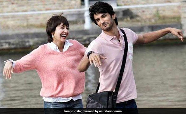 Sushant Singh Rajput's PK Co-Star Anushka Sharma: 'Too Young And Brilliant To Have Gone So Soon'