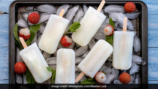 Litchi Ice Cream And Litchi Kulfi - Try These 2 Quick And Easy Recipes Today