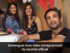 सुशांत सिंह राजपूत का पुराना Video हुआ वायरल, दोस्तों के साथ यूं मस्ती में क्रिसमस मनाते आए नजर