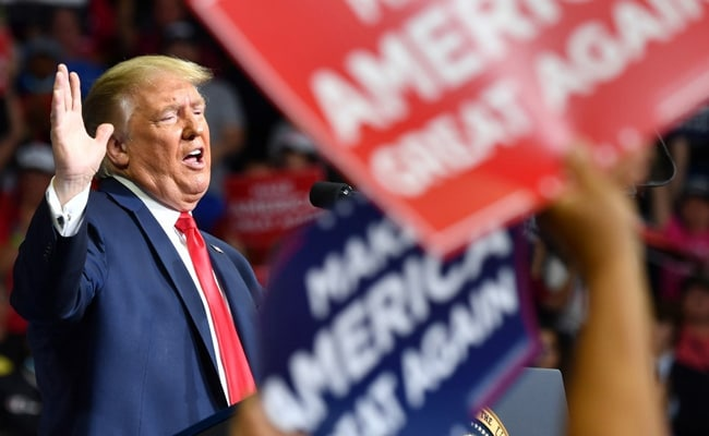 Donald Trump's Campaign Creates Coalitions To Tap Indian-American Voters
