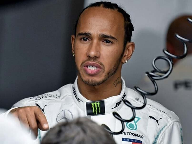 """Lewis Hamilton Says Slave Traders Statue Should """"Stay In River"""""""