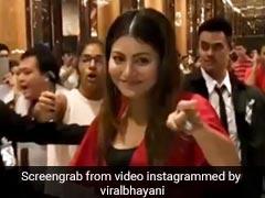 उर्वशी रौतेला की इंटरनेशनल फिल्म 'ऐसलाडोस' हुई रिलीज, कोरोना से जंग की है कहानी