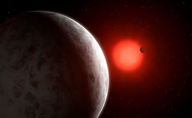 Planets Around Nearby Star Intrigue Astronomers In Search For Alien Life