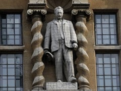 Oxford College Votes To Remove Statue Of Man Behind Rhodes Scholarship