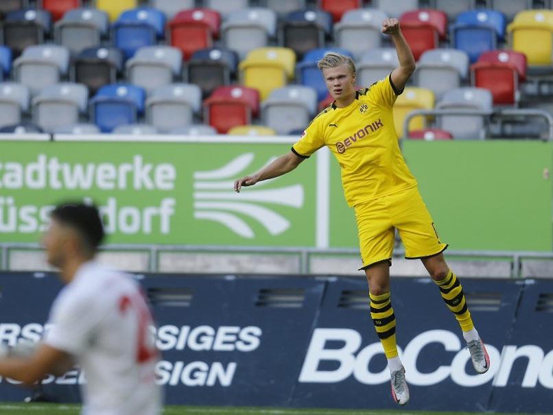 Bundesliga: Erling Haaland Rescues Borussia Dortmund To Keep Bayern Munich Waiting