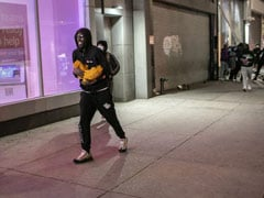 New York Under Curfew As Looters Hit Luxury Stores