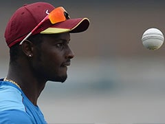 West Indies Coach Phil Simmons Not Worried Over Jason Holder Niggle
