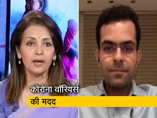 Video : यश जयपुरिया ने  #UniteWithoutBorders टेलीथॉन के दौरान की 2.5 लाख रुपये की मदद