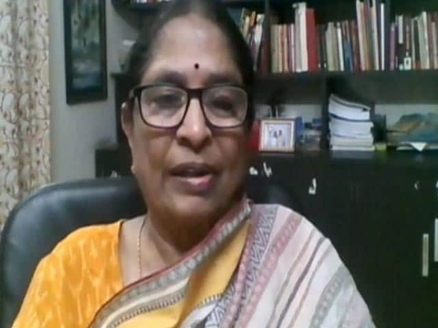 Video : It Is Important To Help Children With Education And Support: Shantha Sinha