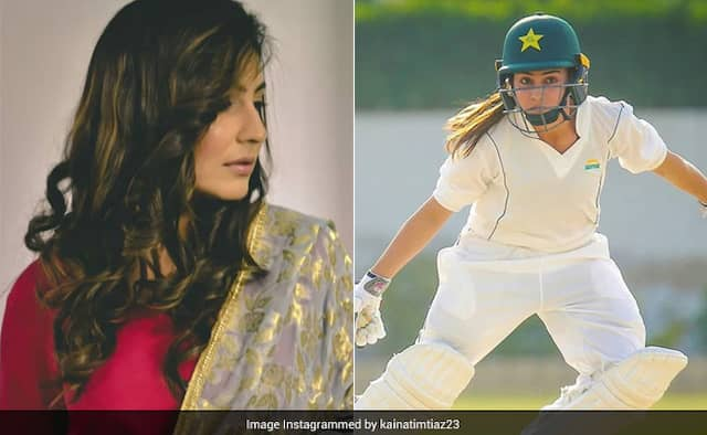 pakistani women cricketer Kainat Imtiaz becomes internet sensation Fan of cricketer Jhulan Goswami