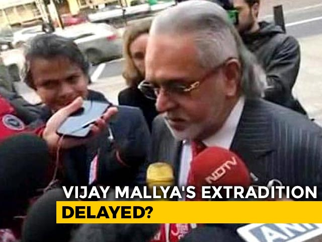 Video : On Vijay Mallya's Extradition, UK Government's Statement Hints At Hurdle