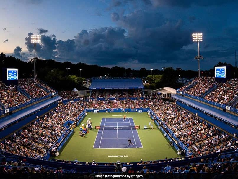 "Washington Open President Expects ""Incredible Field"" For ATP Tour Return"