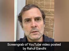 Rahul Gandhi Tweets 2 Questions To PM Day After Meet On China Tension