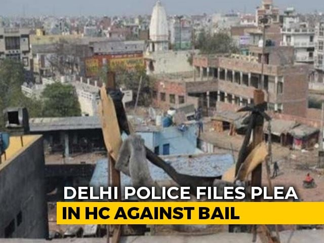 Video: High Court Cancels Bail Of School Owner Arrested In Delhi Riots Case