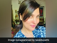 Lara Dutta Replaces Her Lockdown Mane With A Chic Short Hairstyle