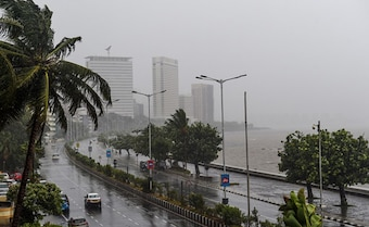 Mumbai Escapes Worst Of Cyclone Nisarga, Wind Speed Slows Down
