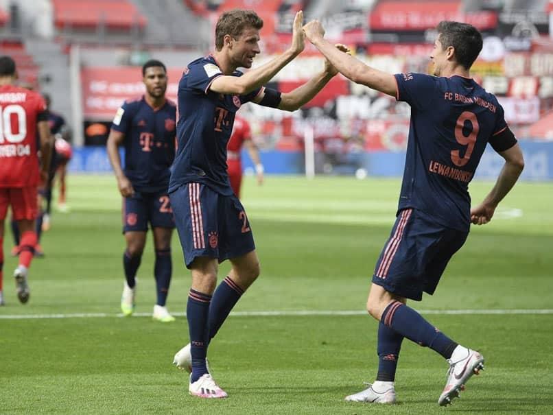 Bayern Munich Missing Robert Lewandowski, Thomas Mueller For Potential Title-Clincher