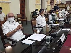 After All-Party Meet, Karnataka Leaders Agree To Jointly Fight COVID-19