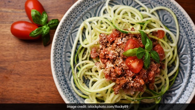 Switch Over To Zucchini Noodles For A Low-Carb, Healthy Summer Treat