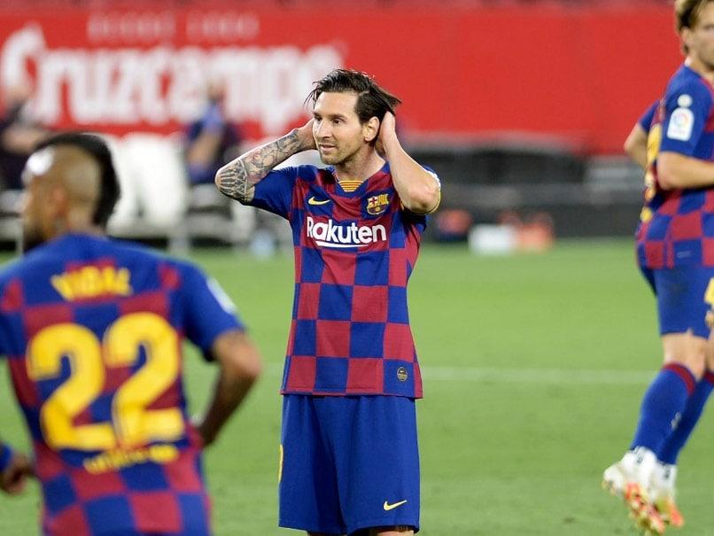 Frenkie de Jong misses Barcelona's clash with Sevilla