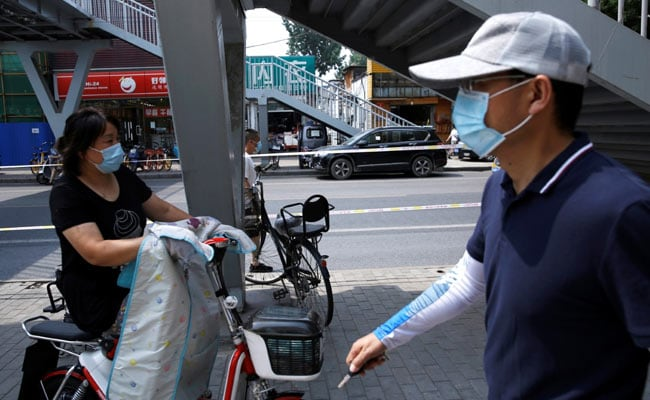 Beijing Coronavirus Mass Testing To Enter 'Fast Track' As Cases Rise