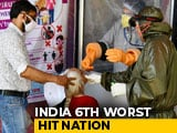 Video : India Crosses 2.35 Lakh Coronavirus Cases, Overtakes Italy For 6th Spot