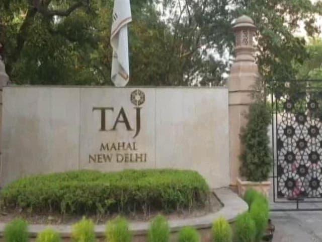 Video : Delhi's 5-Star Taj Mansingh Hotel Now A Coronavirus Facility