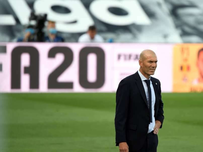 "Zinedine Zidane Praises ""Unselfish"" Eden Hazard After Real Madrids Win Over Eibar"