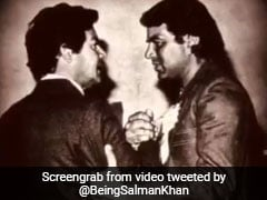 सलमान खान ने Father's Day पर शेयर किया अपने पिता का Video, बोले- बच्चे खुश तो पिता भी खुश