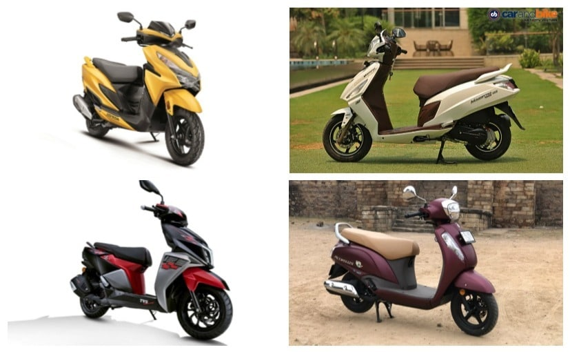 The new Honda Grazia 125 BS6 goes against several rivals in its segment