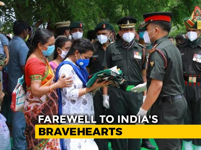 Video : India Salutes Its Brave Sons