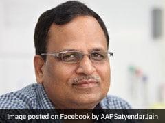 दिल्ली : डॉक्टरों के सैलरी विवाद पर बोले सत्येंद्र जैन- MCD के पास होर्डिंग लगाने के पैसे, तनख्वाह देने के नहीं