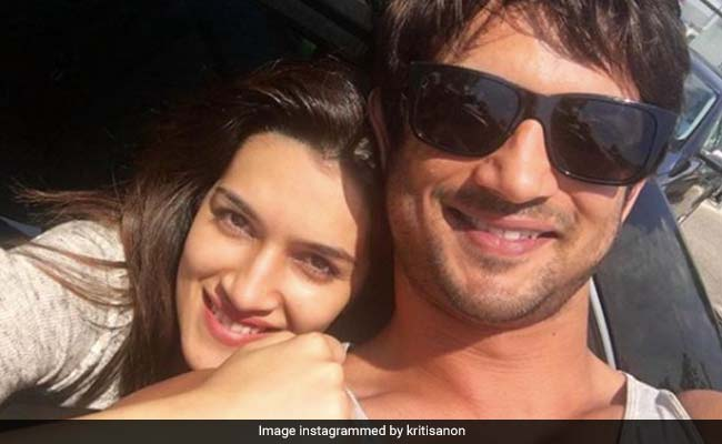 'A Part Of My Heart Has Gone With You': Sushant Singh Rajput's Co-Star Kriti Sanon's Emotional Post