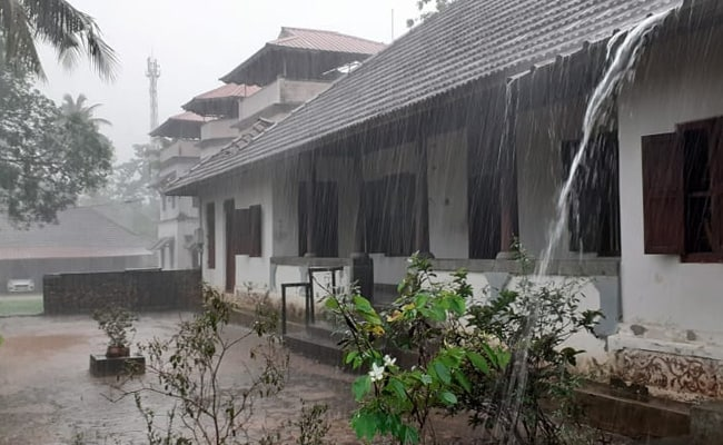 Southwest Monsoon Arrives Over Andaman And Nicobar Islands: Met Office