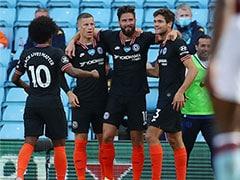 Aston Villa vs Chelsea: Olivier Giroud Caps Chelsea Fightback To Leave Aston Villa In Trouble