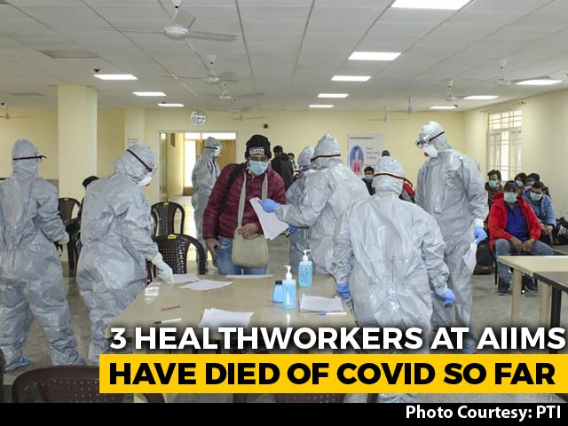 Video : 19 Doctors, 38 Nurses Among 480 Infected With Coronavirus In AIIMS