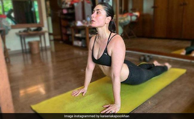International Yoga Day 2020: Here's What Kareena Kapoor, Karisma Kapoor, Varun Dhawan And Others Did